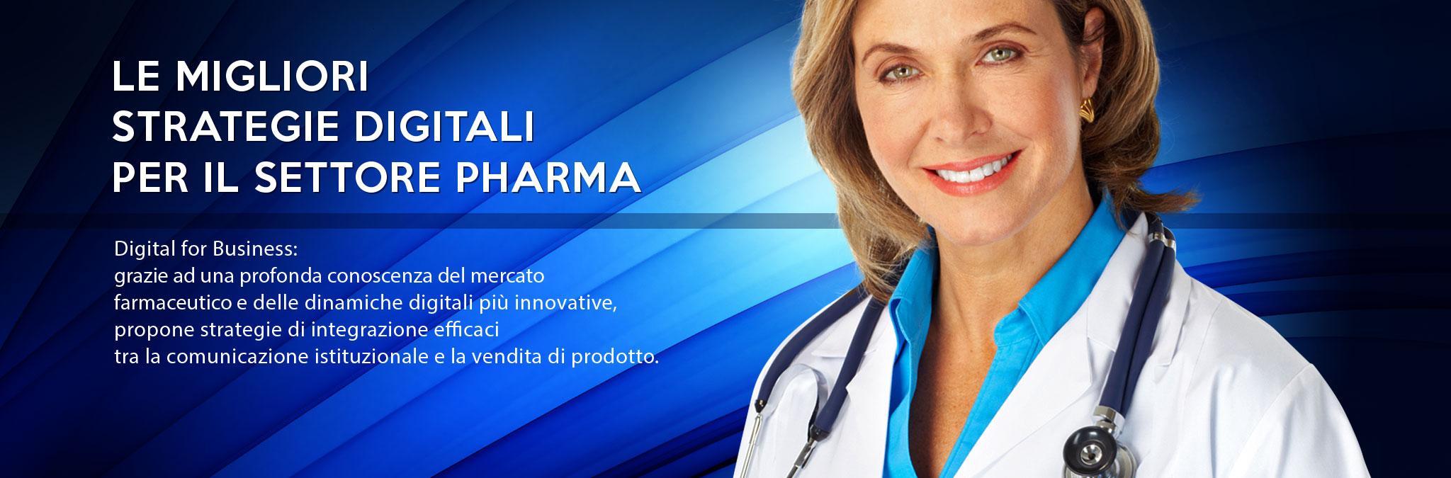 Digital for Business Farmaceutico