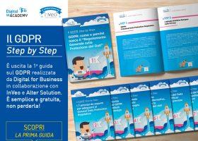 La compliance ti sembra una chimera? La collana Il GDPR: Step by Step è proprio ciò che ti serve