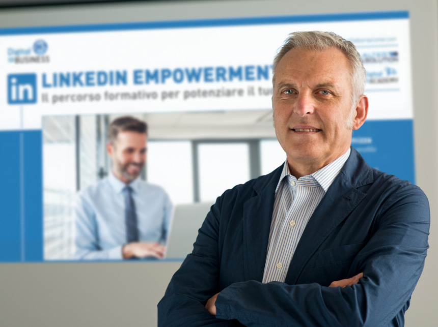 LinkedIn Empowerment: ce ne parla Stanislao Caputo di Aristo Pharma Italy
