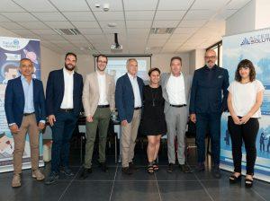 Il team del Dottor Stanislao Caputo di Aristo Pharma durante il corso di LinkedIn Empowerment di Digital for Business - Alter Solution - Digital for Academy