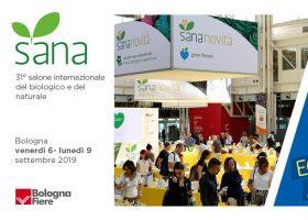 SANA 2019: le novità sul mercato del biologico in Italia